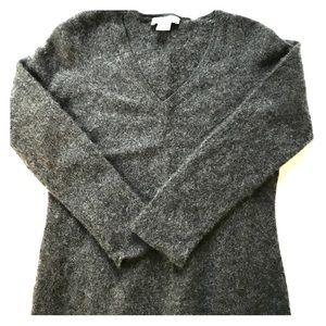 Cashmere v neck pullover